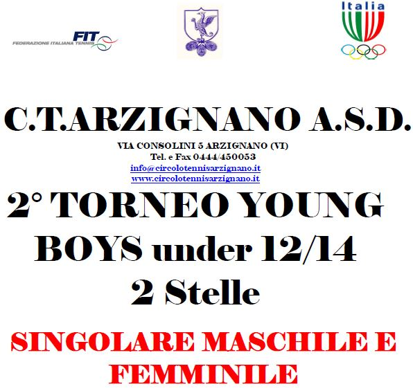 popup Torneo Young boys 2015